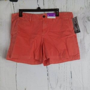7 Encounter Size 14 Orange Shorts